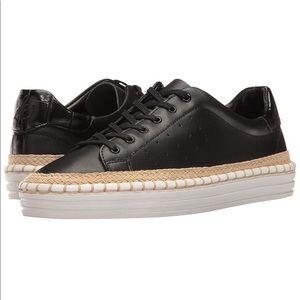 Sam Edelman Kavi Sneaker in Black Size 6M